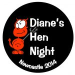 hen night badge